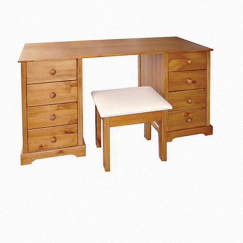Baltic Dressing Table & Stool