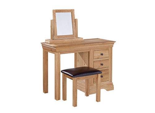 Worthing Oak Dressing Table