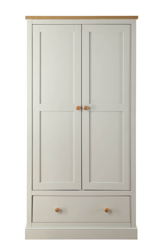 St Ives 2 Door Wardrobe