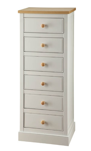 St Ives 6 drawer tall chest