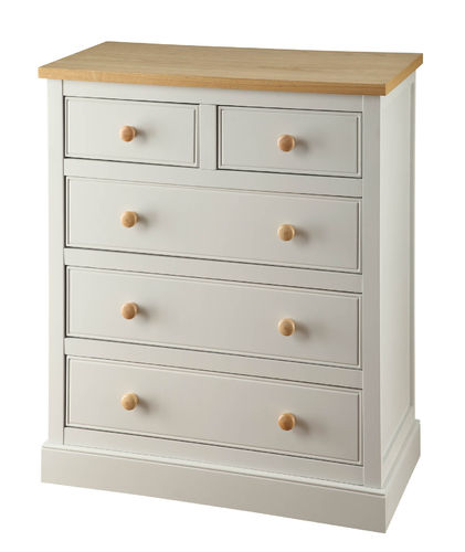 St Ives 3 + 2 drawer chest